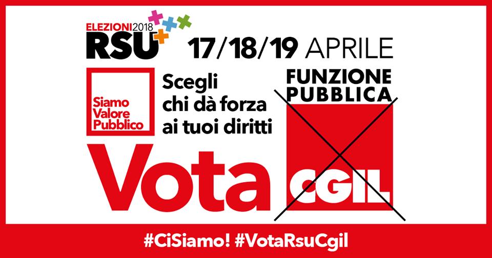 Elezioni rsu candidating