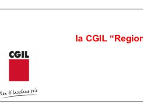 """CGIL """"Regione Toscana"""" INFORMA n. 16/2018"""