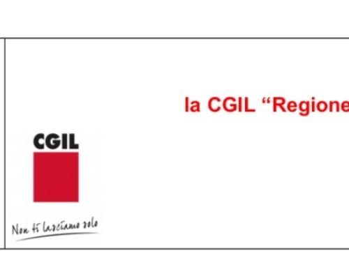 """CGIL """"Regione Toscana"""" INFORMA n. 17/2018"""