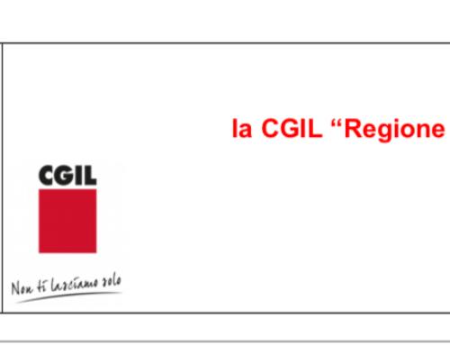 """CGIL """"Regione Toscana"""" INFORMA n. 1/2019"""