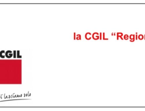 """CGIL """"Regione Toscana"""" INFORMA n. 3/2019"""