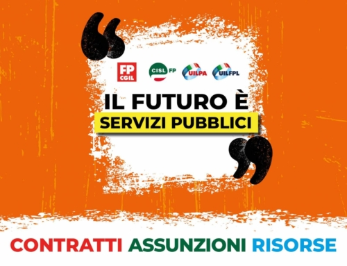Futuro è Servizi Pubblici, sabato 8 giugno manifestazione in Piazza del Popolo