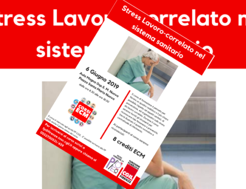 Corso ECM: Stress lavoro-correlato nel sistema sanitario