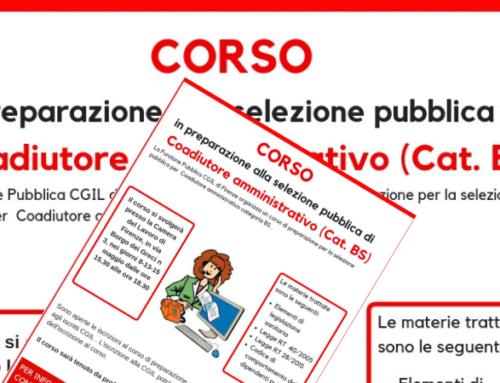 Protetto: Materiale didattico Corso Coadiutore amministrativo BS