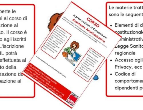 Protetto: Materiale didattico concorso estar profilo amministrativo