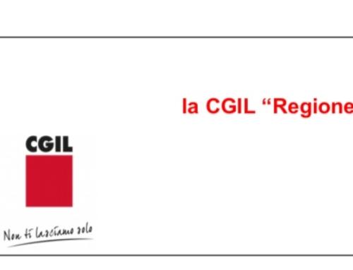 """CGIL """"Regione Toscana"""" INFORMA n. 9/2019"""