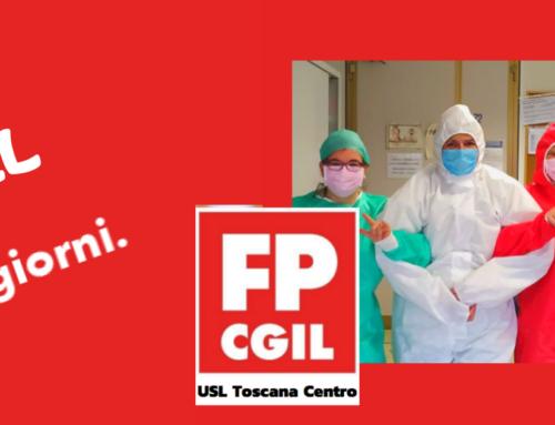 Benvenuto, Iscriviti alla FP CGIL USL Toscana Centro