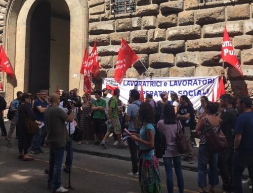 Appalto educativa scolastica Comune di Firenze: Firmato accordo per Educatori socio pedagogici al Livello D2 del CCNL Coop Sociali