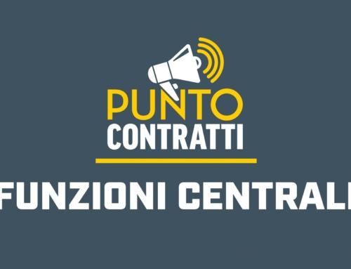 Il punto sulla trattativa per il rinnovo Funzioni Centrali 19/21