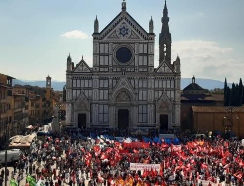 Lavoro e Gkn, il 19 luglio sciopero generale con presidio a Firenze