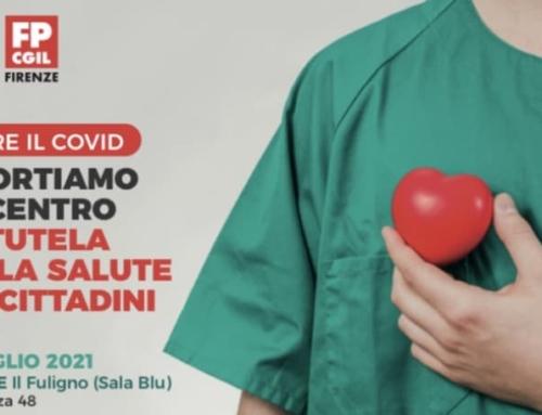 Tutela della salute, convegno Cgil-Fp a Firenze